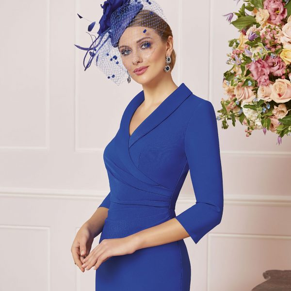 Chelsea-Blue-dress-and-matching-hat